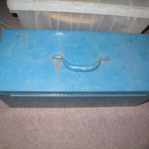 Metal Tool / Storage Box
