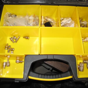 Storage box, Assorted connectors
