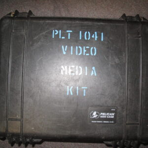 Pelican 1550 Case with Assorted Items